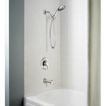 Moen 82733 Tub And Shower Faucet Build Com