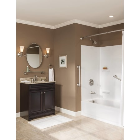 Moen 82910 Chrome Single Handle Posi Temp Tub And Shower