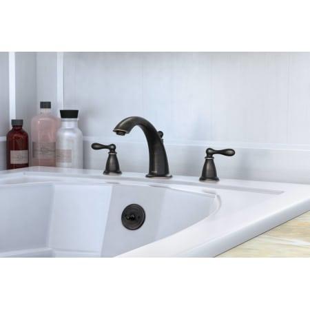 Moen 86440 Roman Tub Faucet Build Com