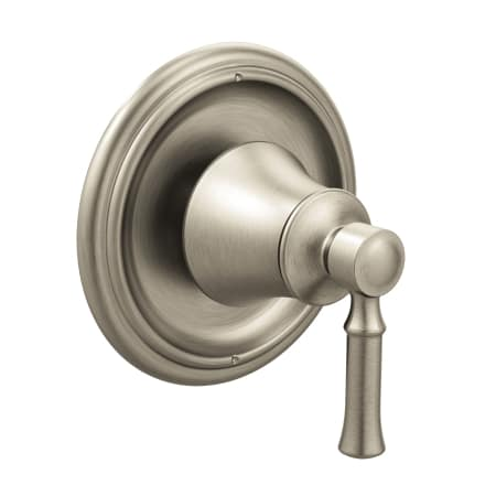 A large image of the Moen T2031 Brushed Nickel