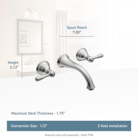 Moen T6107 Bathroom Faucet Build Com