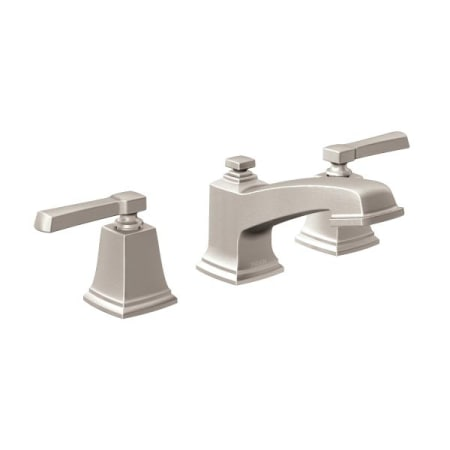 A Large Image Of The Moen T6220 Spot Resist Brushed Nickel
