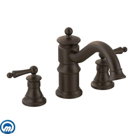 Moen Ts214orb Oil Rubbed Bronze Deck Mounted Roman Tub Faucet Trim