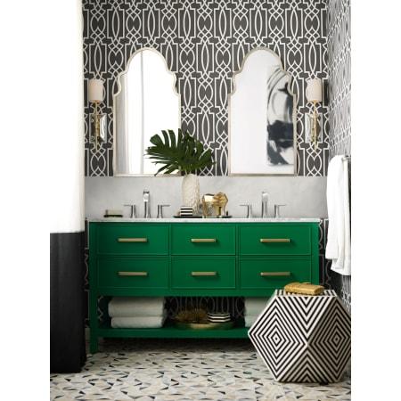 Moen Ts6925bl Matte Black Doux 1 2 Gpm Widespread Bathroom