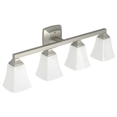 Moen Yb5164bn Brushed Nickel Voss 31 Quot Wide 4 Light