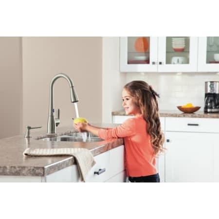 Moen 87350E Kitchen Faucet - Build.com