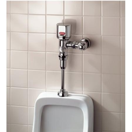 Moen 8310r16 Chrome 1 6 Gpf Toilet Flushometer Retrofit