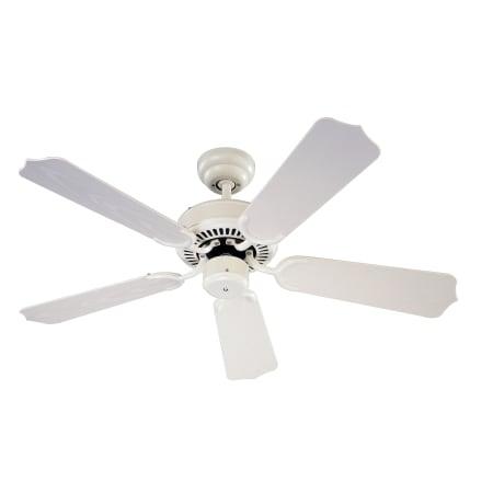 Monte Carlo 5wf42bk Black 42 Quot Indoor Outdoor Five Blade Ceiling Fan Lightingdirect Com