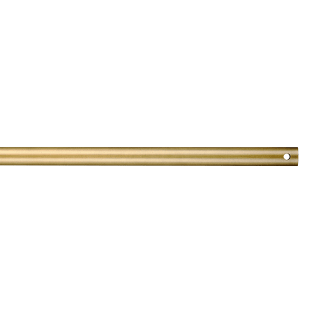 Hand-Rubbed Antique Brass Monte Carlo DR12HAB 12 Downrod