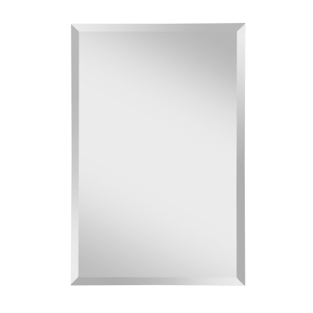 Murray Feiss Mr1154 Clear Infinity 36 Height X 24 Width Rectangular Mirror