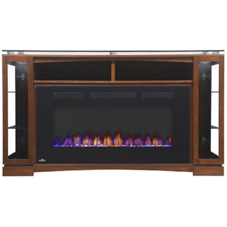 Napoleon Media Console Fireplace Nefp42 1715