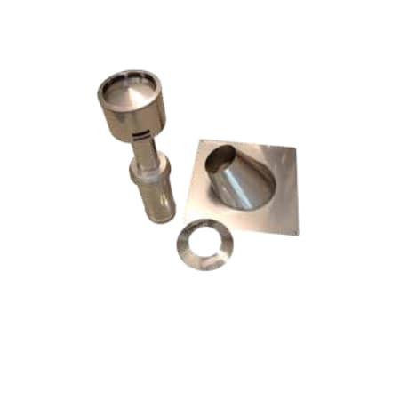 Noritz Cvk V F Stainless Steel Concentric Vertical