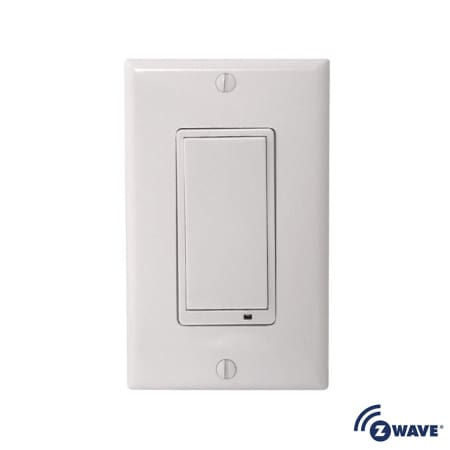 NuTone NWT00Z White Smart Wall Dimmer Switch with Virtual 3-Way ...