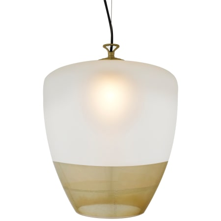 Oggetti luce 29 401br white with brass canopy san pietro single oggetti luce san pietro pendant aloadofball Choice Image