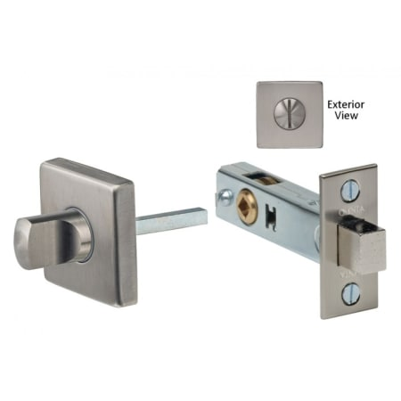 Omnia 6001s Us32d Brushed Stainless Steel 2 Quot Diameter