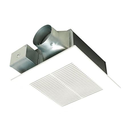 Panasonic FVVF Fvvf Whisperfit Retrofit Bathroom Fan - Panasonic whisper wall mounted bathroom fan
