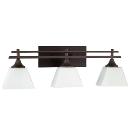 Park Harbor Phvl2233orb Oil Rubbed Bronze Mcbryde 3 Light 27 1 2 Wide Bathroom Vanity Light