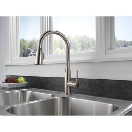 Peerless P188103lf Ss Brilliance Stainless Pull Down
