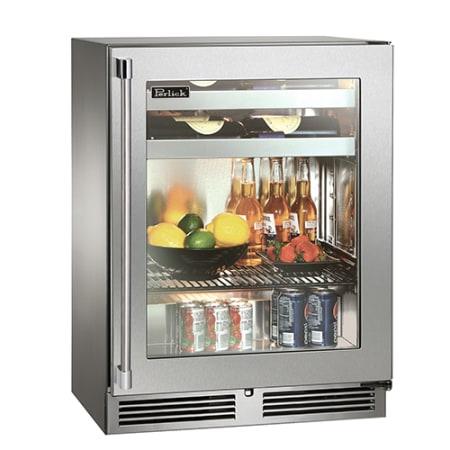 Perlick Wine Cooler Refrigerators Hh24bs 3 R