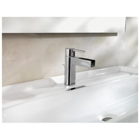 Pfister Lf 042 Vgkk Brushed Nickel Vega Bathroom Sink