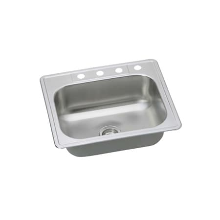 Proflo Pfsr252264 Stainless Steel 25 Quot Single Basin Drop In