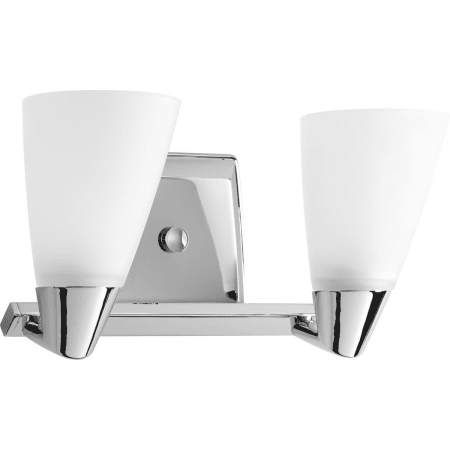 delta bathroom light fixtures progress lighting p2806 15 polished chrome rizu two light 18085