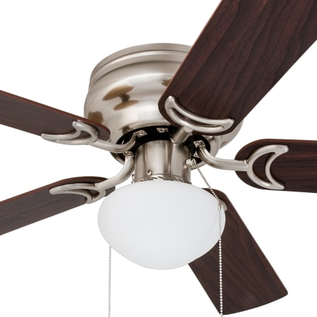 """Victorian Auto Sales >> Prominence Home 80029-36 Brushed Nickel Alvina 42"""" 5 Blade ..."""
