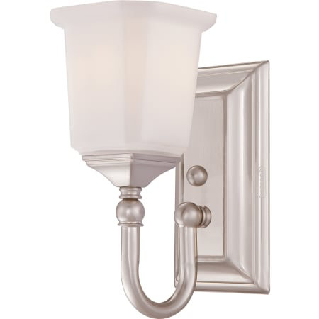 A Large Image Of The Quoizel Nl8601 Brushed Nickel