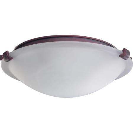 Quorum International Q1129 865 Satin Nickel Fan Light Kit
