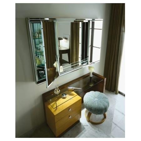 Robern Bic6038 Mirrored C Series 60 X 38 X 4 Double Door Medicine