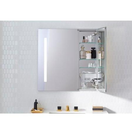 Robern Ac3030d4p2la Mirrored Aio 29 14 X 30 X 4 58 Double Door