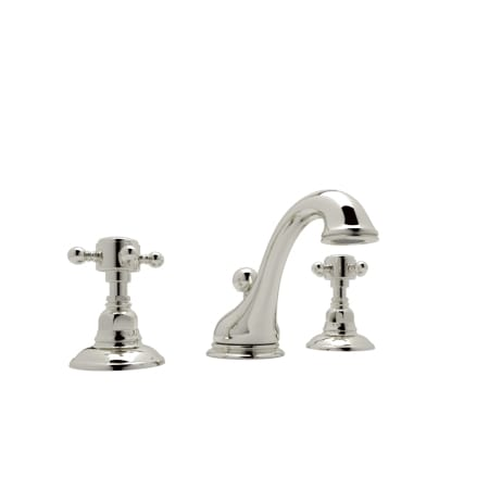 Rohl A1408xmpn 2 Polished Nickel Country Bath Widespread