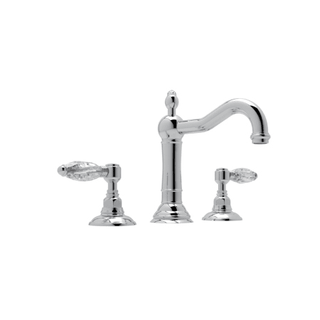 Rohl A1409lcapc 2 Polished Chrome Country Bath Widespread
