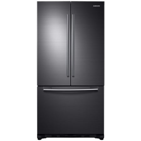 Samsung French Door Refrigerators Rf18hfenbs