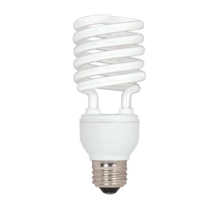 Satco Lighting S7231 White Single 26 Watt T2 Shaped Medium E26 Base