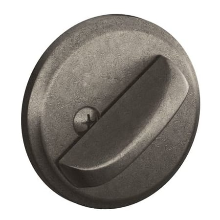 Schlage B81621 Distressed Nickel Single Sided Residential