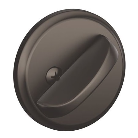 Schlage B81613 Oil Rubbed Bronze Single Sided Residential