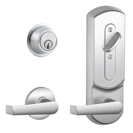 Schlage Cs210ela626ply Satin Chrome Cs200 Series