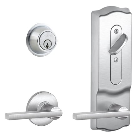 Schlage Cs210lat626cam Satin Chrome Cs200 Series
