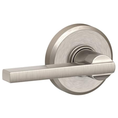 Schlage F170lat619gsn Satin Nickel Latitude Single Dummy