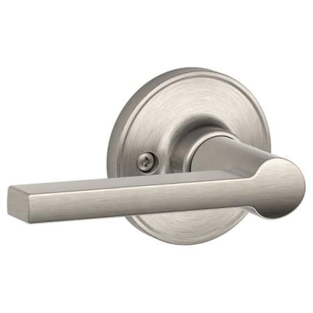Schlage J170sol619 Satin Nickel Solstice Single Dummy Door