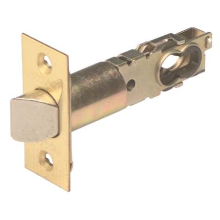 Schlage 16200605 Polished Brass F Series 1 X 2 25 Inch