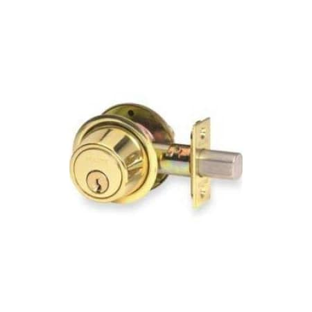 Schlage B562bd605 Polished Brass B500 Series Double