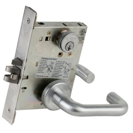 Schlage L9080630 Satin Stainless Steel L Series Commercial