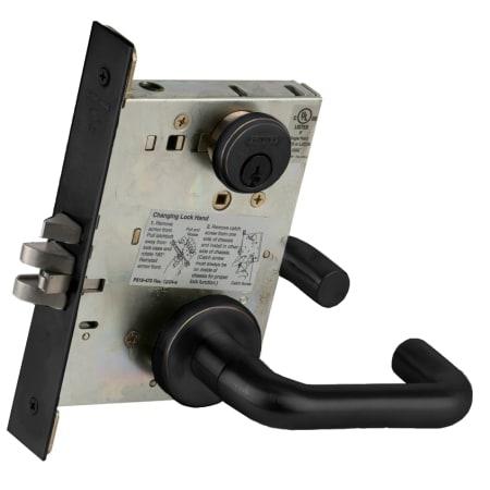 Schlage L9080 Keyed Door Lever Build Com