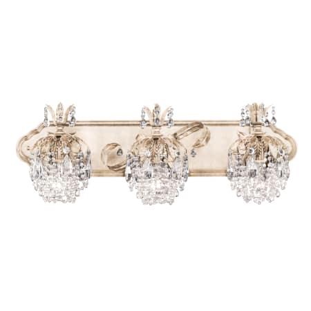 Schonbek 1256 22cl Heirloom Gold, Crystal Bathroom Vanity Light
