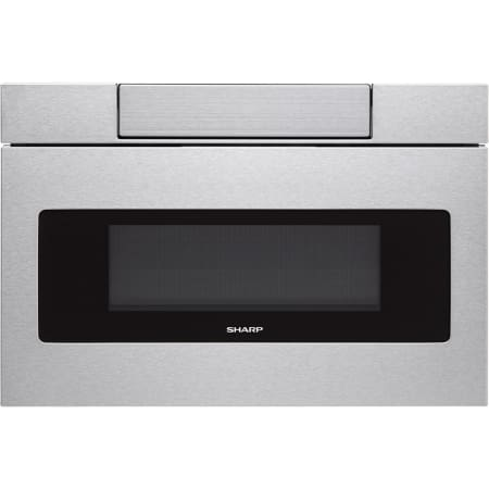 Sharp Smd2470asy Stainless Steel 24 Inch Wide 1 2 Cu Ft