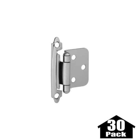 Stanley home designs bb8194brs 30pack brass inch self for Stanley home designs