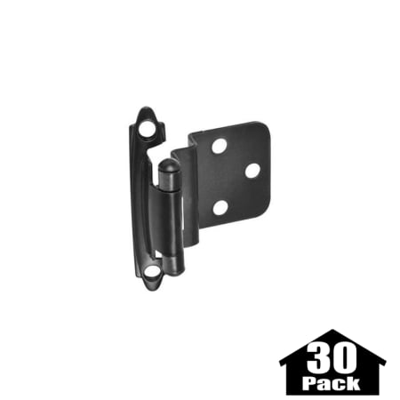 Stanley home designs bb8195orb 30pack oil rubbed bronze 2 for Stanley home designs