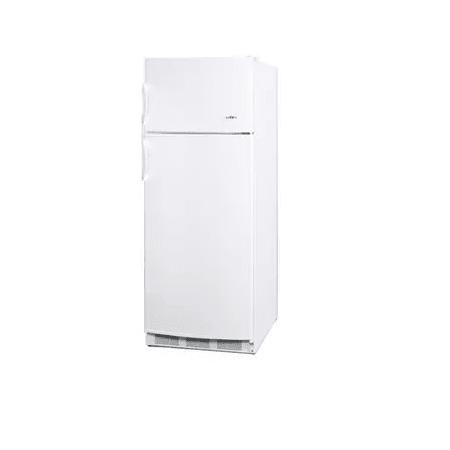 CP133 Compact Summit Apartment Refrigerator With Zero Degree Freezer